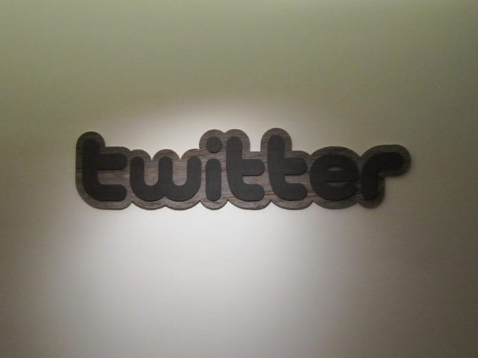 Twitters logo. (Foto: Scott Beale)