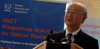 IAEAs generalsekretær Yukiya Amano. (Foto: Dean Calma, IAEA)