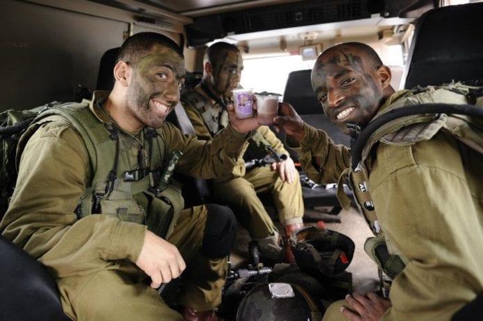 Illustrasjon: IDF