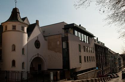 Synagogen i Oslo. (Illustrasjonsfoto: dmt.oslo.no)