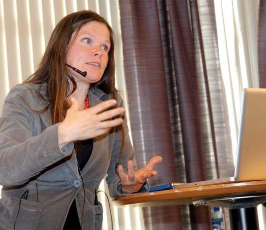 Cecilie Hellestveit. (Foto: Conrad Myrland, MIFF)