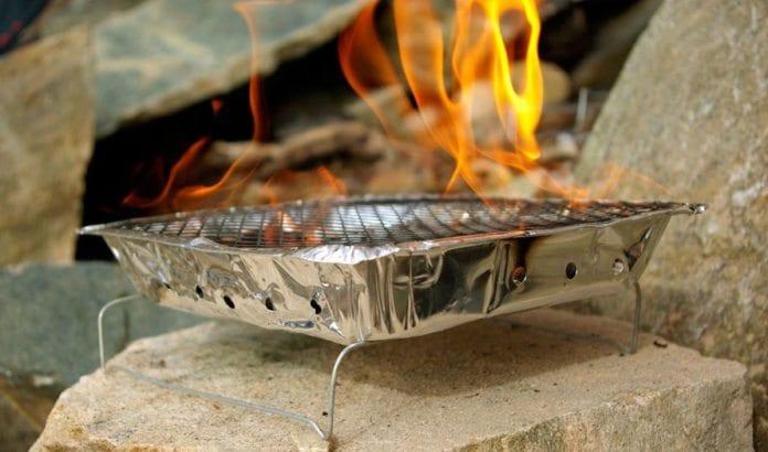 Mynten som påførte gutten brannskadene ble varmet opp på en engangsgrill, forteller en kilde til Vårt Land. (Illustrasjonsfoto: Adam Holtrop, flickr.com)