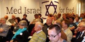 For å demme opp mot antisemittismen i Norge ber MIFF den norske regjering støtte utvekslingsprogram og samhandel med Israel. (Foto: Conrad Myrland, MIFF)