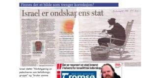 Eksempel på kronikk i Fredrikstad Blad og forsideoppslag i avisen iTromsø fra sommeren 2010.