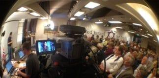 Fra Israel-konferansen 2012.