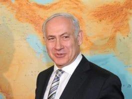 Statsminister Benjamin Netanyahu.