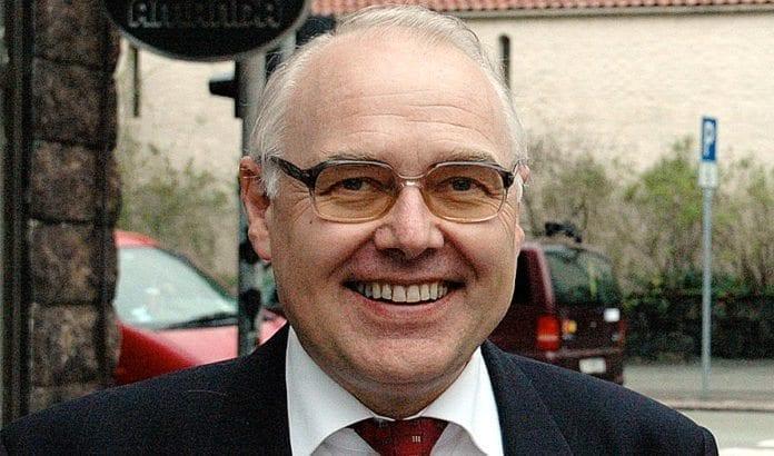 Odd Sverre Hove var sjefredaktør i Dagen fra 1999 til 2010. (Foto: Arkiv)