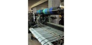 Bildet er fra en palestinsk tekstilfabrikk i Hebron på Vestbredden. (Illustrasjonsfoto: Kara Newhouse, flickr.com)