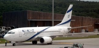 El Al-fly. (Illustrasjonsfoto: caribb, flickr.com)
