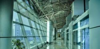 Terminal 3 på Kairo internasjonale flyplass. (Foto: Andrew A. Shenouda)