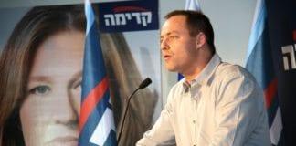 Kadimas Knesset-politiker Yohanan Plesner. (Foto: Kadima)