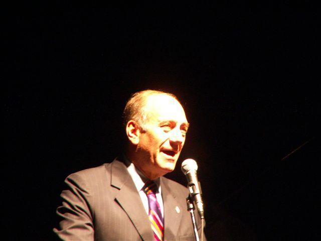 Ehud Olmert (Foto: Jonathan Klinger)