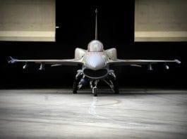 Et israelsk jagerfly av typen F-16I. (Illustrasjon: IDF)