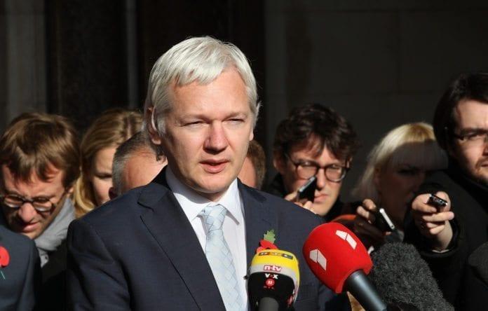 Wikileaks-grunnlegger Julian Assange (Foto: Beacon Radio)