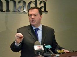 Canadas innvandrings- og multikulturminister Jason Kenney. (Foto: Xtra Canada)