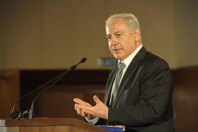 Benjamin Netanyahu forsvarer sine budsjettkutt og skatteøkninger. (Foto: GPO)