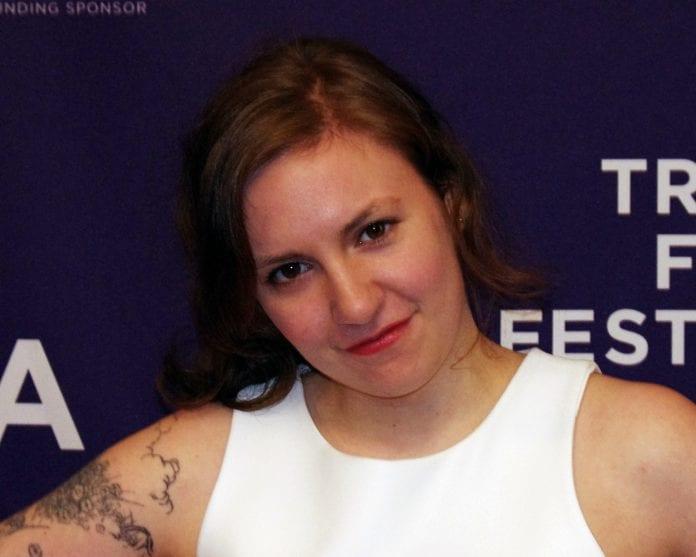 Jødiske Lena Dunham har gjort stor suksess med sin HBO-serie