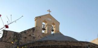 Kirke på Gaza-stripen (Illustrasjon: flickr.com)