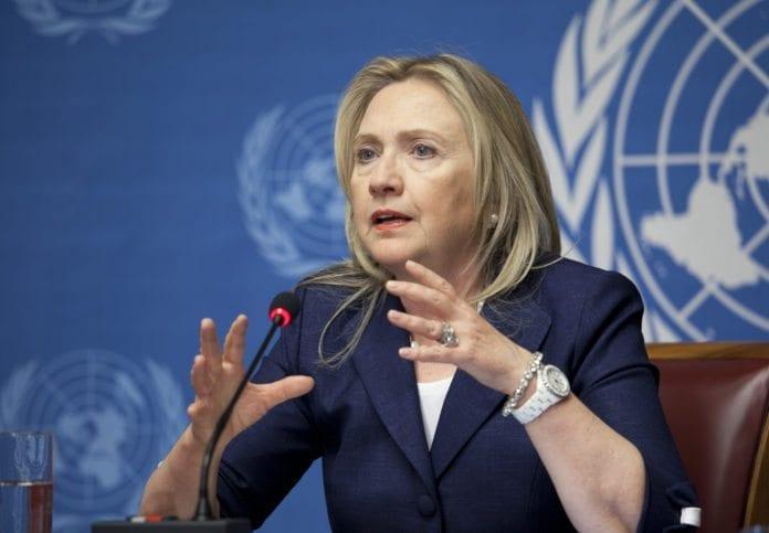 - Vi beklager tapene som rammet det pakistanske militæret, sa USAs utenriksminister Hillary Clinton tirsdag. (Foto: USAs delegasjon i Geneve)