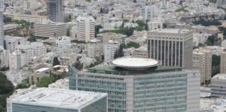 Sourasky medisinske senter i Tel Aviv. (Foto: Alex Jilitsky)