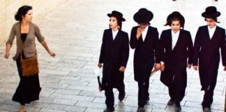 Konflikten mellom sekulære og ultraortodokse jøder er en av de største utfordringene Israel står overfor i årene som kommer. (Illustrasjonsfoto: TheeErin, flickr.com)