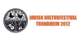 Jødisk kulturfestival blir arrangert i Trondheim 31. august til 2. september 2012.