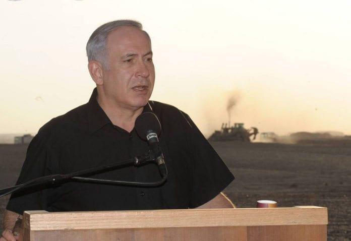 Statsminister Benjamin Netanyahu ringte både Abbas og kong Abdullah for å gratulere dem med Id-feiringen. (Foto: GPO)