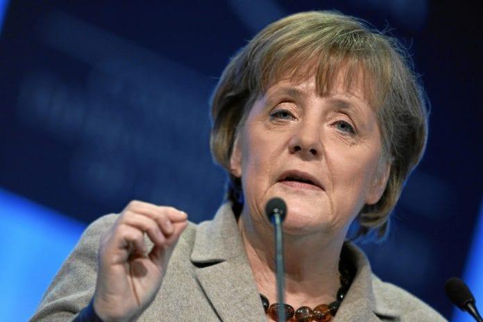 Tysklands rikskansler Angela Merkel har endelig frigjort informasjon som viser hvor alvorlig Vest-Tyskland tabbet seg ut før og under München-OL i 1972. (Foto: Moritz Hager, swiss-image.ch)