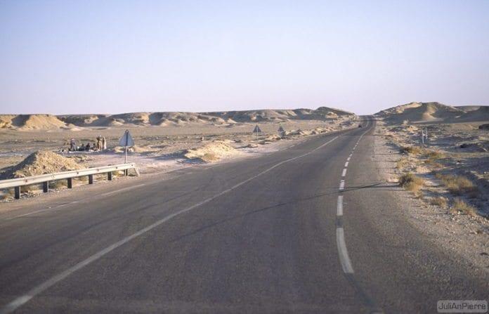 Sinai (Illustrasjon: Julian Pierre)