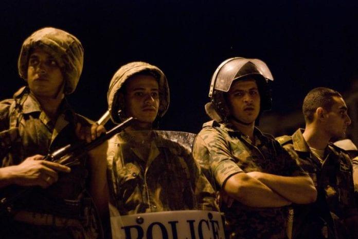 Egyptiske soldater (Illustrasjon: flickr.com)