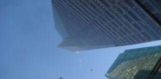 Skyskrapere på Manhattan, New York. (Illustrasjon: Brecht Bug)