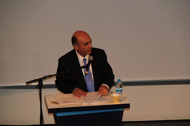 Kadima-formann Shaul Mofaz (Foto: Kadima-partiet)