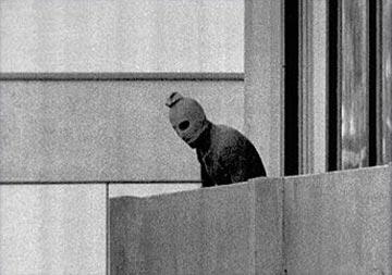 Et medlem av Svart September, terrorgruppen som drepte 11 israelske OL-deltakere. (Arkivfoto: AP)