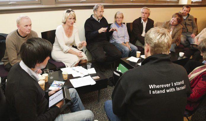Fra MIFF-forum i 2011.