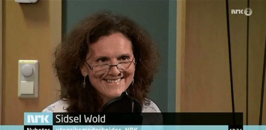 Sidsel Wold.