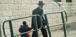 De ultra-ortodokse jødene i Israel har et uavhengig skolesystem. (Illustrasjonsfoto: Copper Kettle, flickr.com)