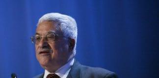 PA-president Mahmoud Abbas påstår at de palestinske myndighetene er på randen av oppløsning. (Foto: Yoshiko Kusano, swiss-image.ch)