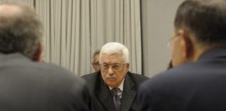 PA-president Mahmoud Abbas. (Foto: UN Photo)