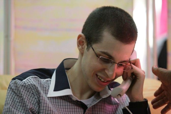Gilad Shalit (Foto: IDF)