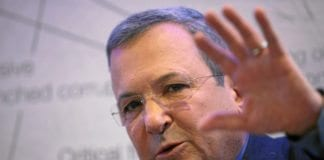 Ehud Baraks sjarmoffensiv overfor Likud ble resultatløs. (Foto: Monika Flueckiger, swiss-image.ch)