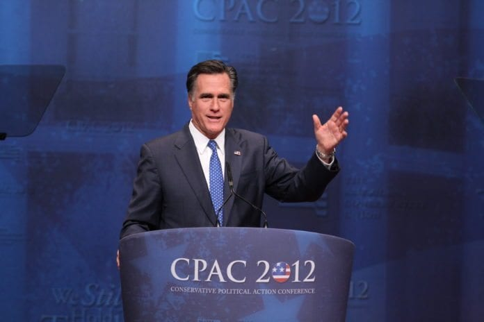 Mitt Romney (Foto: Mark Taylor)