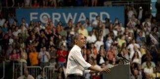 USAs president Barack Obama har større press mot seg i nattens debatt mot Mitt Romney. (Foto: Barack Obamas flickr-konto)