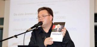 Morten Fjell Rasmussen. (Foto: Conrad Myrland, MIFF)