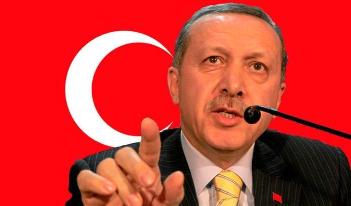 Tyrkias statsminister Recep Tayyip Erdogan. (Foto: Andy Mettler, World Economic Forum)