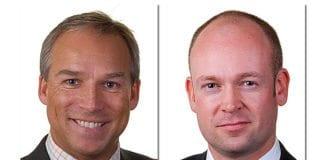 Stortingsrepresentantene Hans Olav Syversen (KrF) og Jørund Rytman (FrP) mener utenriksminister Espen Barth Eide ikke burde kritisert Israel for å stanse skip som forsøkte å bryte den lovlige sjøblokaden av Gaza-stripen. (Foto: Stortinget)