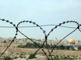 Jerusalem, Israels hovedstad, sett fra Oljeberget. (Foto: Conrad Myrland, MIFF)