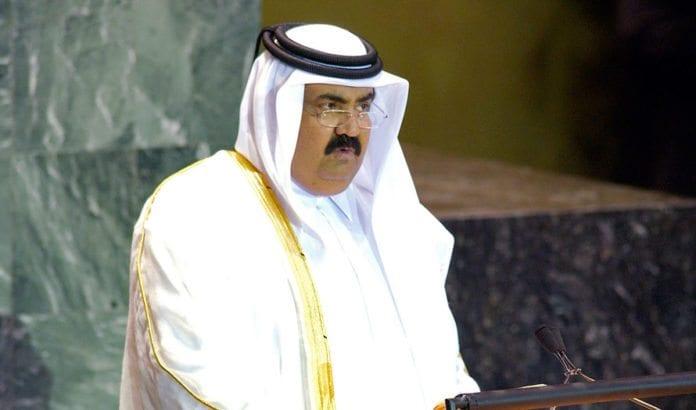 Emiren av Qatar, sjeik Hamad bin Khalifa Al Thani. (Foto: Michelle Poiré, FN)