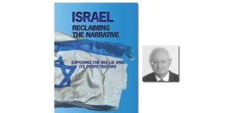 Barry Shaw og hans siste bok Israel - reclaiming the narrative.