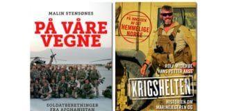 To nye bøker som har kommet i høst gir ny innsikt i norsk krigsinnsats i Afghanistan.