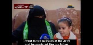 Skjermdump fra Al-Aqsa TV 16. november, med teksting på engelsk av MEMRI.